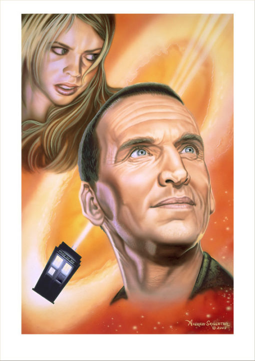 The Ninth Doctor & Rose