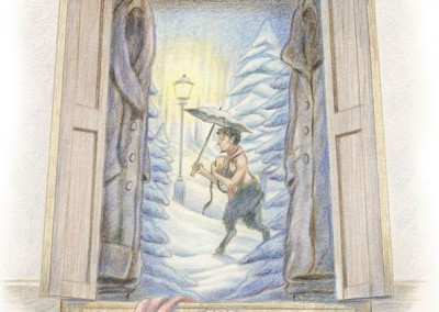 Narnia Mr Tumnus