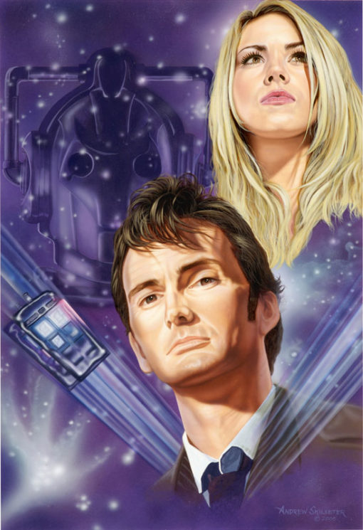 The Tenth Doctor & Rose