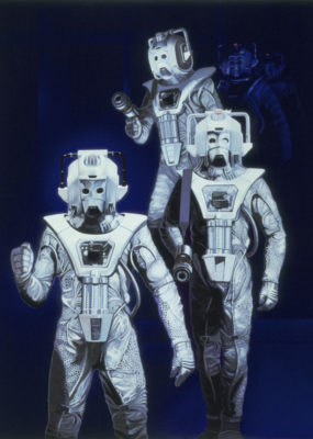Cybermen-Earthshock