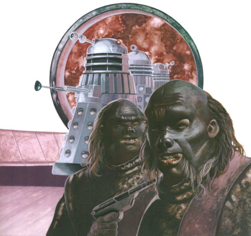 The Day of the Daleks