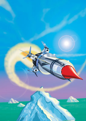 Thunderbird 1 : Artic