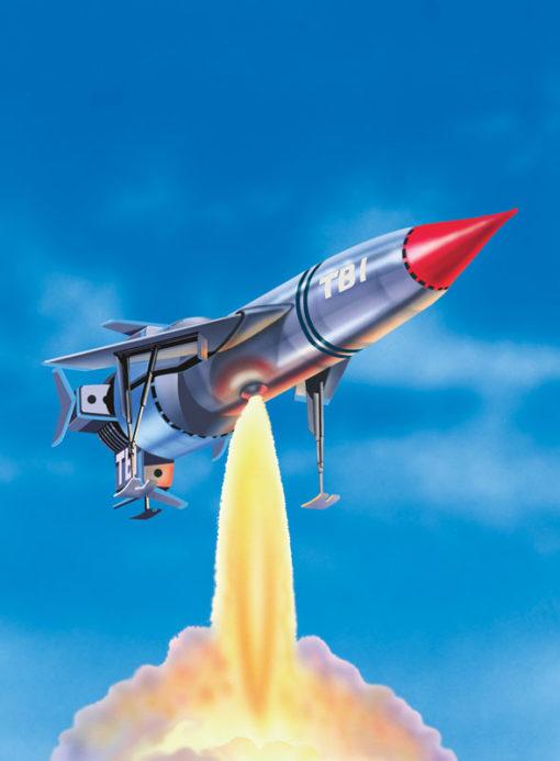 Thunderbird 1 : Landfall