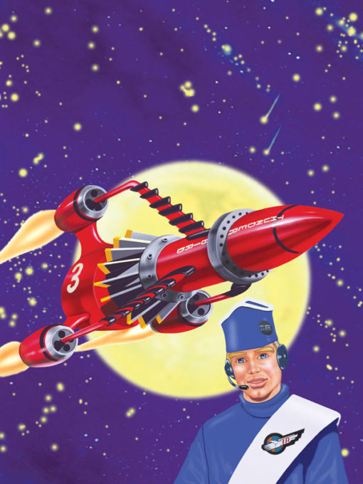 Thunderbird 3 -Moonflight