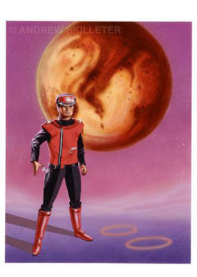 Captain Scarletand the Mysterons