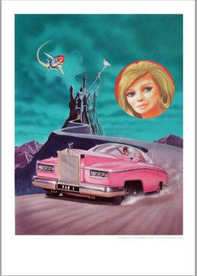 Lady Penelope FAB 1