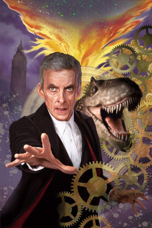 The Twelfth Doctor : Deep Breath