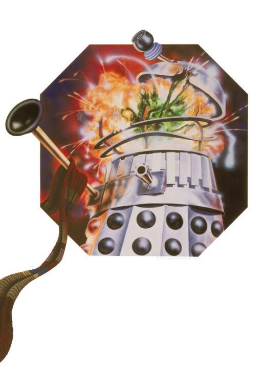 Dalek Destruction!