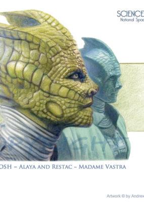 Alaya, Restrac, Madame Vastra