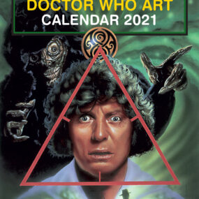 Doctor Who Art Calendar 2021