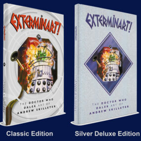EXTERMINART! BOOK
